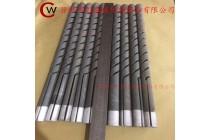 螺纹硅碳棒