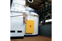 长兴永成新型低能耗环保有机玻璃亚克力裂解设备