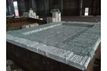 锻造炉炉盖炉门陶瓷纤维棉块切面块