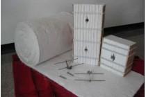 隧道窑吊顶保温模块 盛阳硅酸铝高温耐火棉