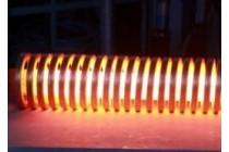 轮胎螺丝锻造加热,钎头锻造加热电炉