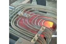 冷拔无缝钢管扎头电加热设备