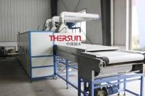 微波均衡带式干燥设备中晟技术强
