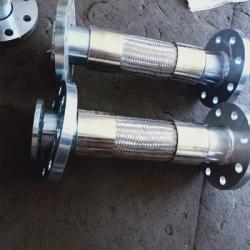 供应钢厂电厂专用耐高温铠装高压胶管 不锈钢铠装胶管