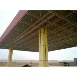 网架制作加工加油站网架制作网架厂房网架加工价格