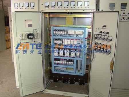 铝合金淬火炉电炉控制系统