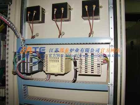 电炉控制系统
