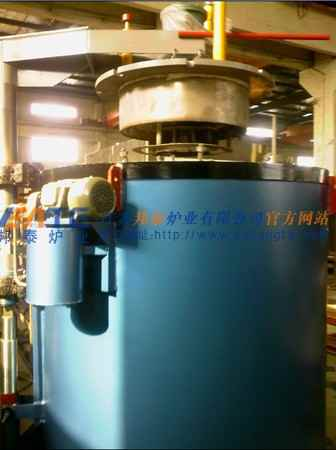 RQ井式渗碳炉