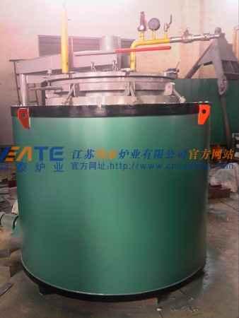 井式可控气氛渗碳炉