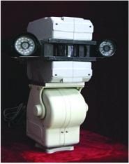 煤堆扫描仪