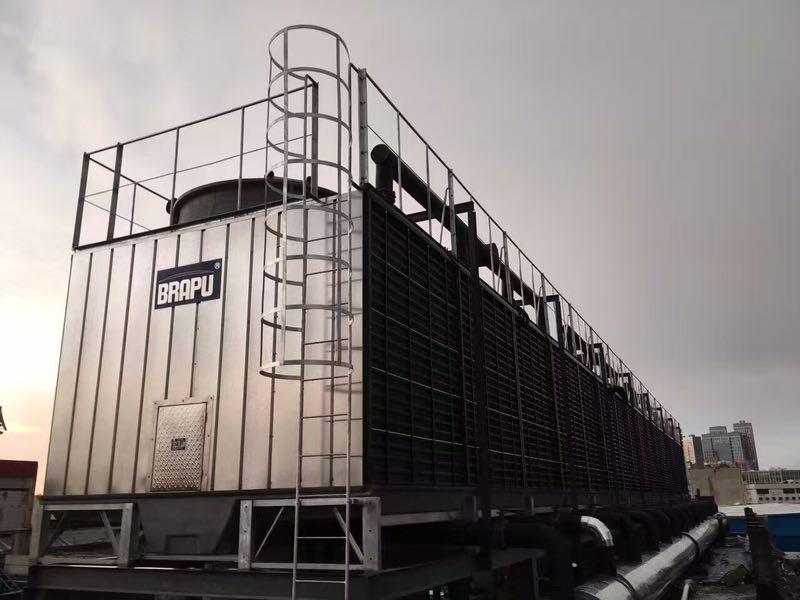 巴普德国横流密闭式冷却塔