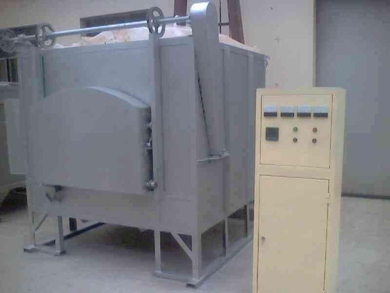 120KW箱式炉