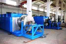磷酸铁锂锻烧炉