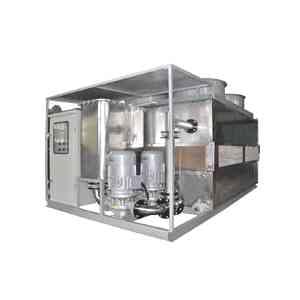 供应中频电炉闭式冷却塔