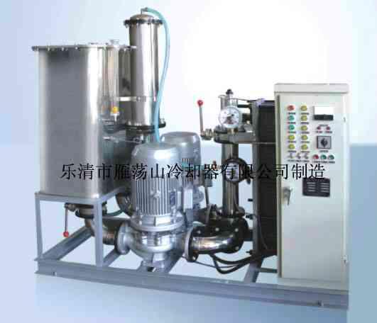 供应电炉用纯水冷却器(大水箱式)