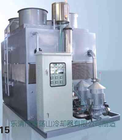 中频闭式冷却塔