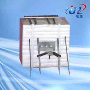 隧道窑用陶瓷纤维棉硅酸铝陶瓷纤维模块施工设计