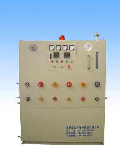 粉末冶金烧结炉配套制氮机
