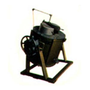 倾斜式坩埚熔化电阻炉