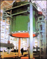 钟罩式电阻炉