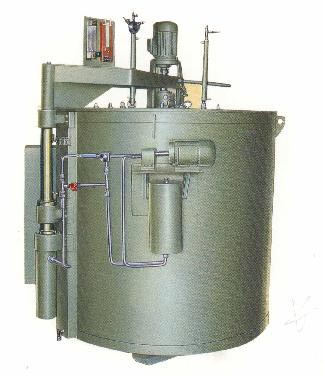 井式氮化炉1