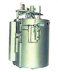 井式气体渗碳炉1