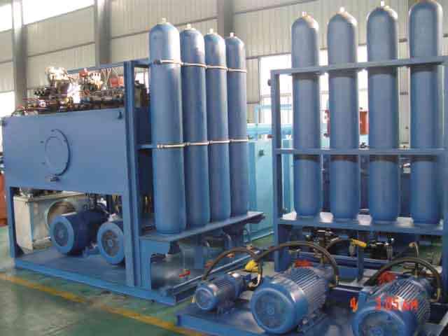 30T  LF精炼炉液压系统