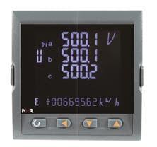 虹润NHR-3500系列液晶综合电量集中显示仪