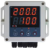 虹润NHR-BG40壁挂式60段程序温控器