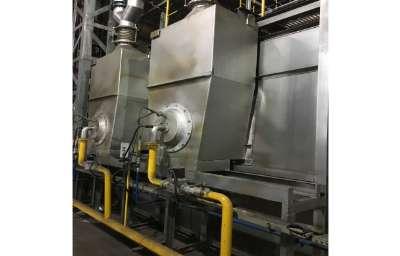 蓄热式燃气炉