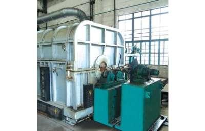 组合式转子热跑炉