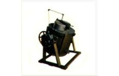 倾斜式融化电阻炉
