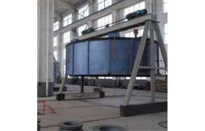 大型移动罩式炉