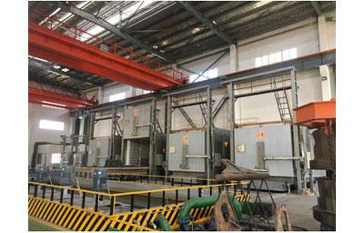 华东台车炉