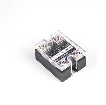 包用一年单相固态继电器SSR-D4825A华整牌厂家直销