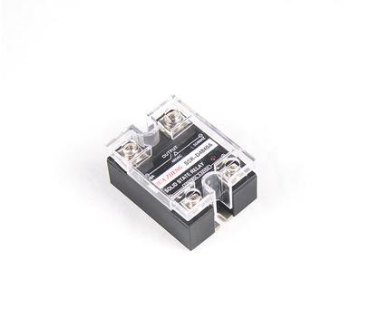 包用一年厂家直销华整单相交流固态继电器 SSR-D4840A