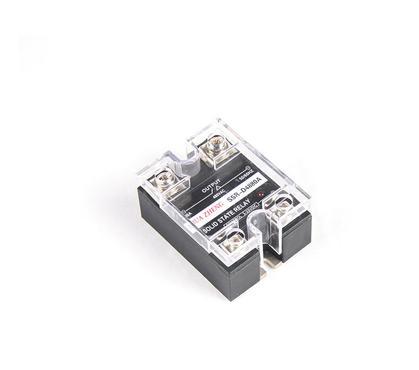 单相交流固态继电器 SSR-D4880A 480V华整牌厂家直销