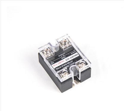 单相交流固态继电器 SSR-D48100A 480V华整牌厂家直销