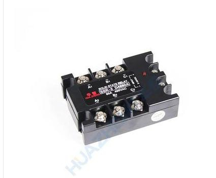 三相固态继电器 SSR-3D4880A 华整牌厂家直销