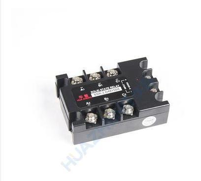 三相固态继电器 SSR-3D48150A 华整牌厂家直销