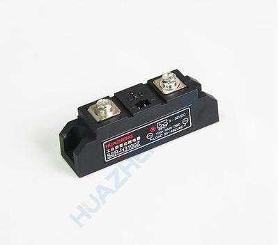 工业级固态继电器 SSR-H3100Z 华整牌厂家直销