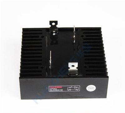 乐清市华整整流器厂单相整流桥模块QL200A1600V欢迎来电咨询