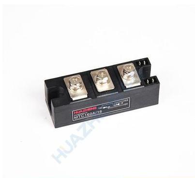 高品质可控硅模块 MTC160A1600V 华整欢迎来电咨询