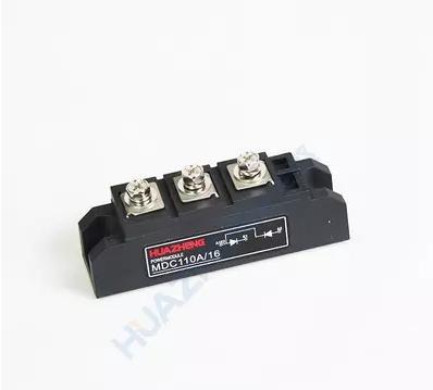 普通整流管模块 MDC110A/1600V 华整牌厂家直销