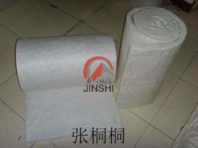 硅酸铝纤维毯背衬耐火毯 RTO蓄热焚烧炉炉衬现货销售