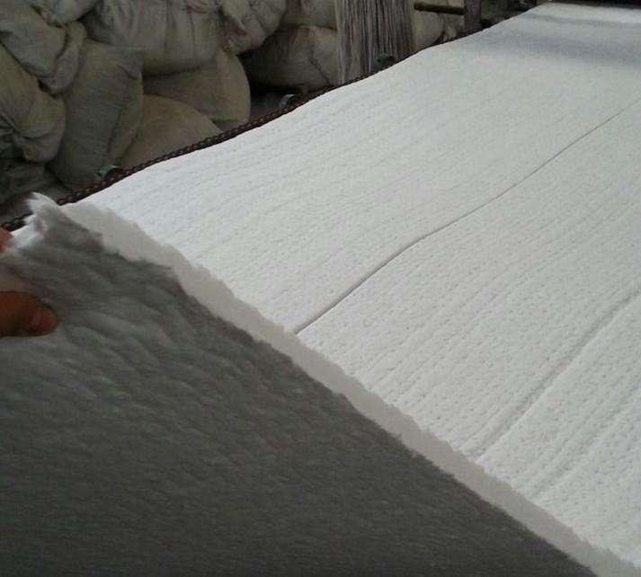 硅酸铝陶瓷纤维毯保温毯台车炉内衬保温专用