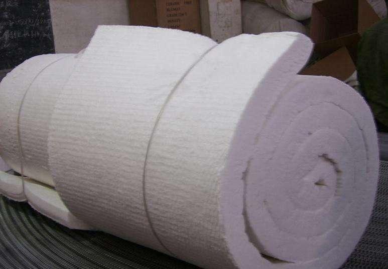 加热炉耐火材料用硅酸铝纤维毯隔热毯全国接单
