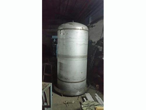 高温及中温不锈钢炉罐