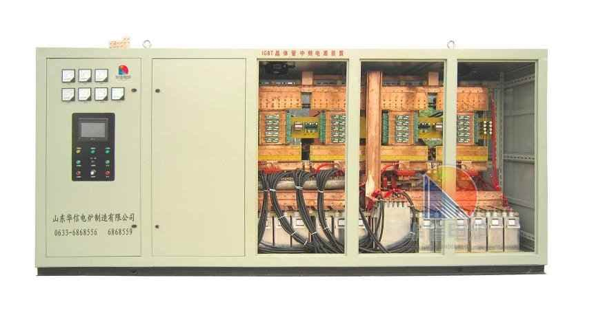 IGBT中频电源(1200KW)