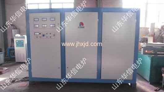 600KW-1吨IGBT中频熔化电源